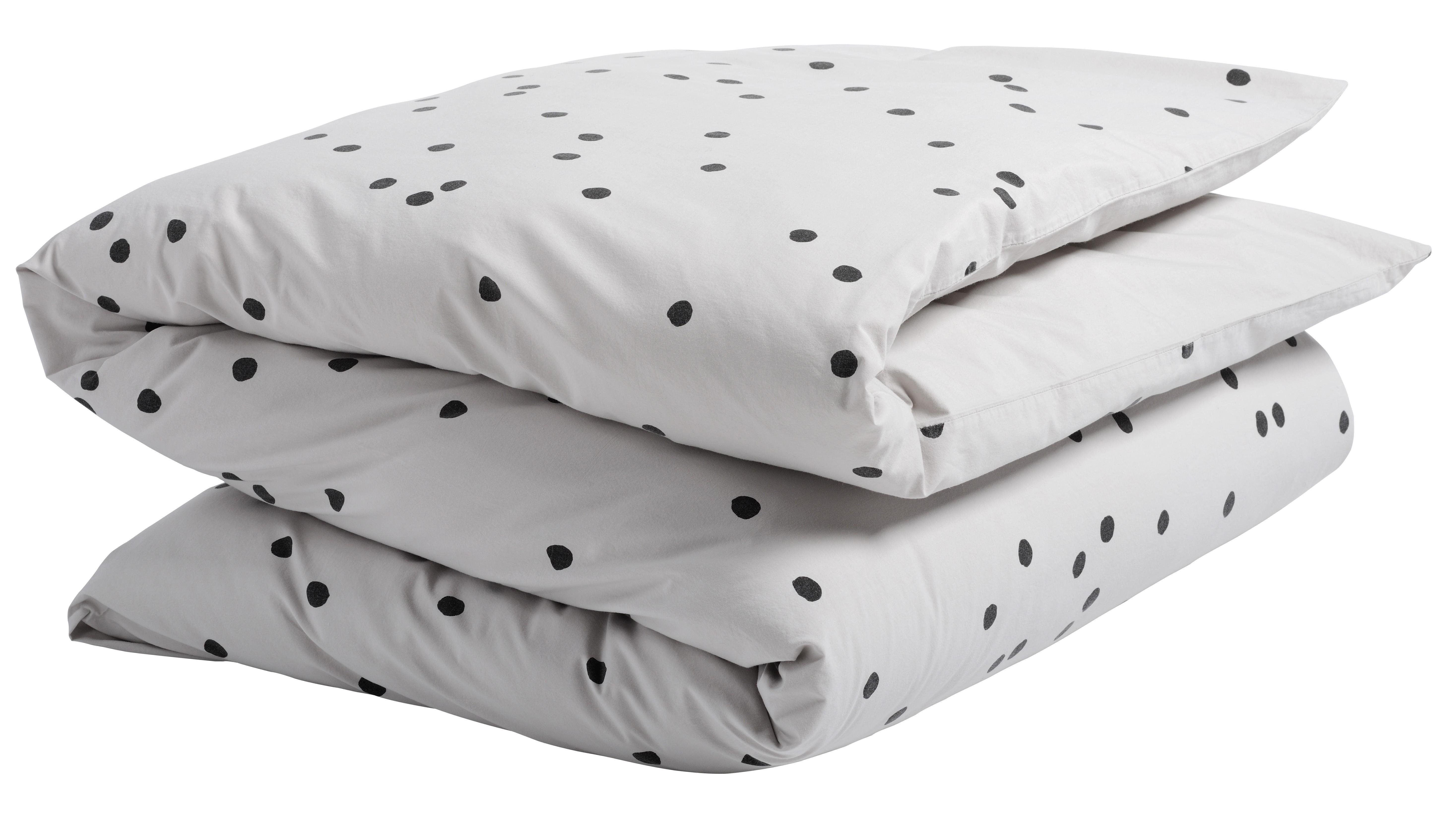 Bed Linen Odette Craie 140 La Cerise Sur Le G Teau Made In  # Modele De Meubles En Ceruse