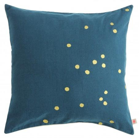HOUSSE DE COUSSIN LINA PEACOCK OR 50