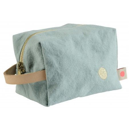 POUCH CUBE IONA IODE