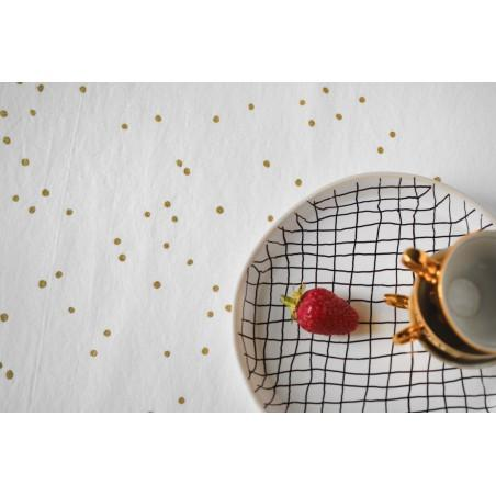 NAPPE LINA MILK PLUIE OR