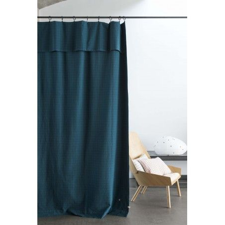 CURTAIN OSCAR PEACOCK 140