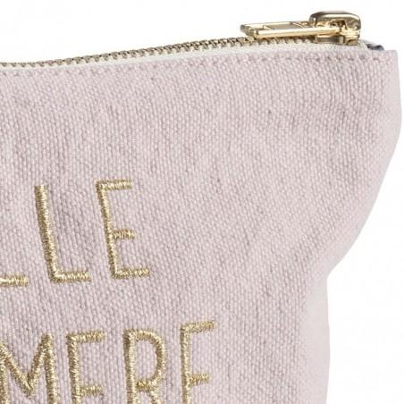TOILETRY BAG BELLE BISCUIT PM