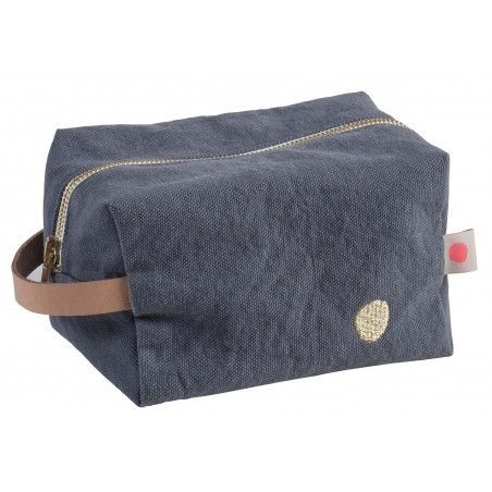 POUCH CUBE IONA SESAME