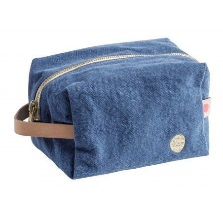 TROUSSE CUBE IONA BLUEBERRY