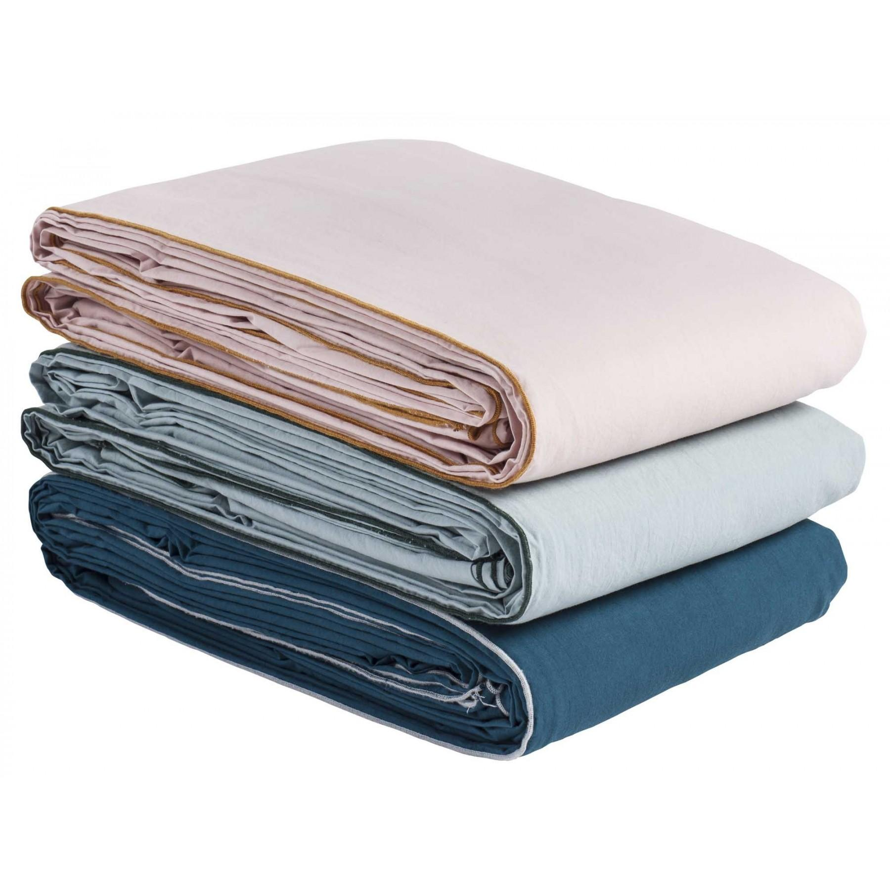 Duvet Cover Pink - 100% Cotton Percale