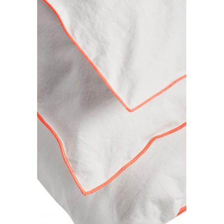 PILLOW CASE SWANN SUGAR FLUO