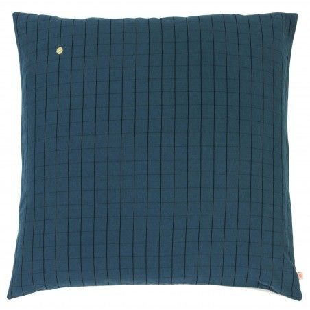 CUSHION COVER OSCAR PEACOCK 78