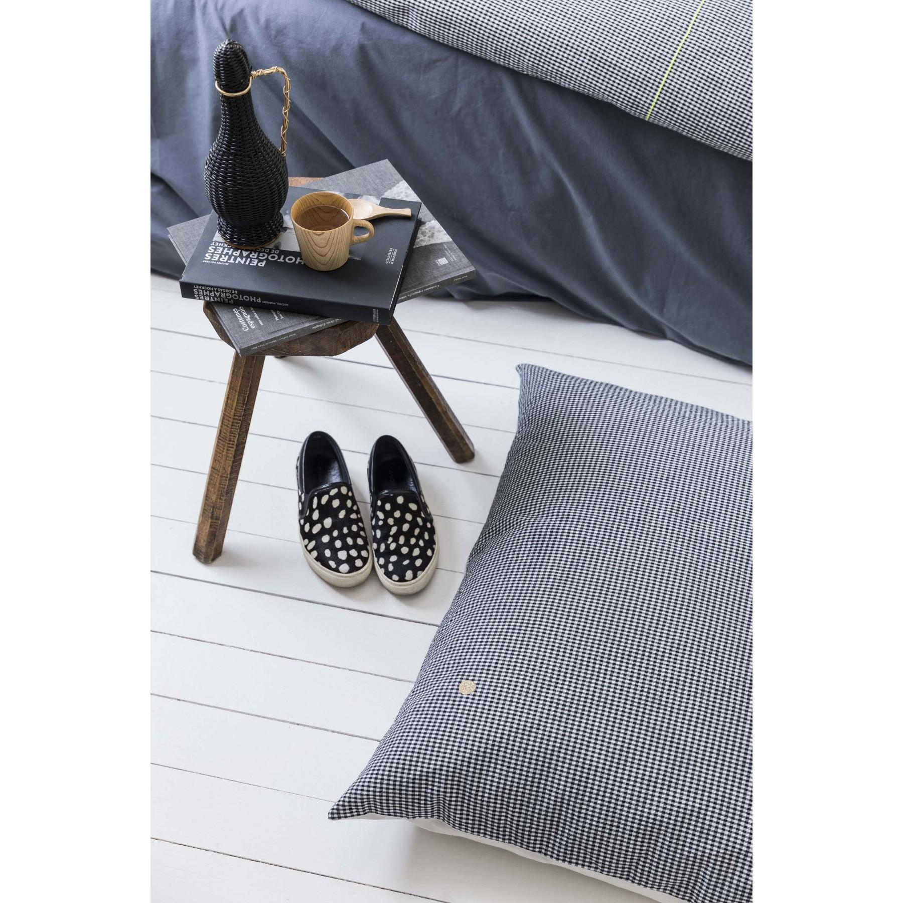 Product photo CUSHION COVER ERNEST CAVIAR 78