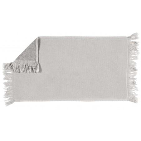 SET X2 GUEST TOWEL LUNA FLEUR DE SEL 30