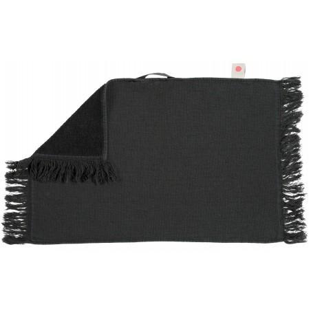 SET X2 GUEST TOWEL LUNA CAVIAR 30