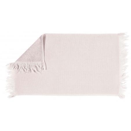SET X2 GUEST TOWEL LUNA BISCUIT 30
