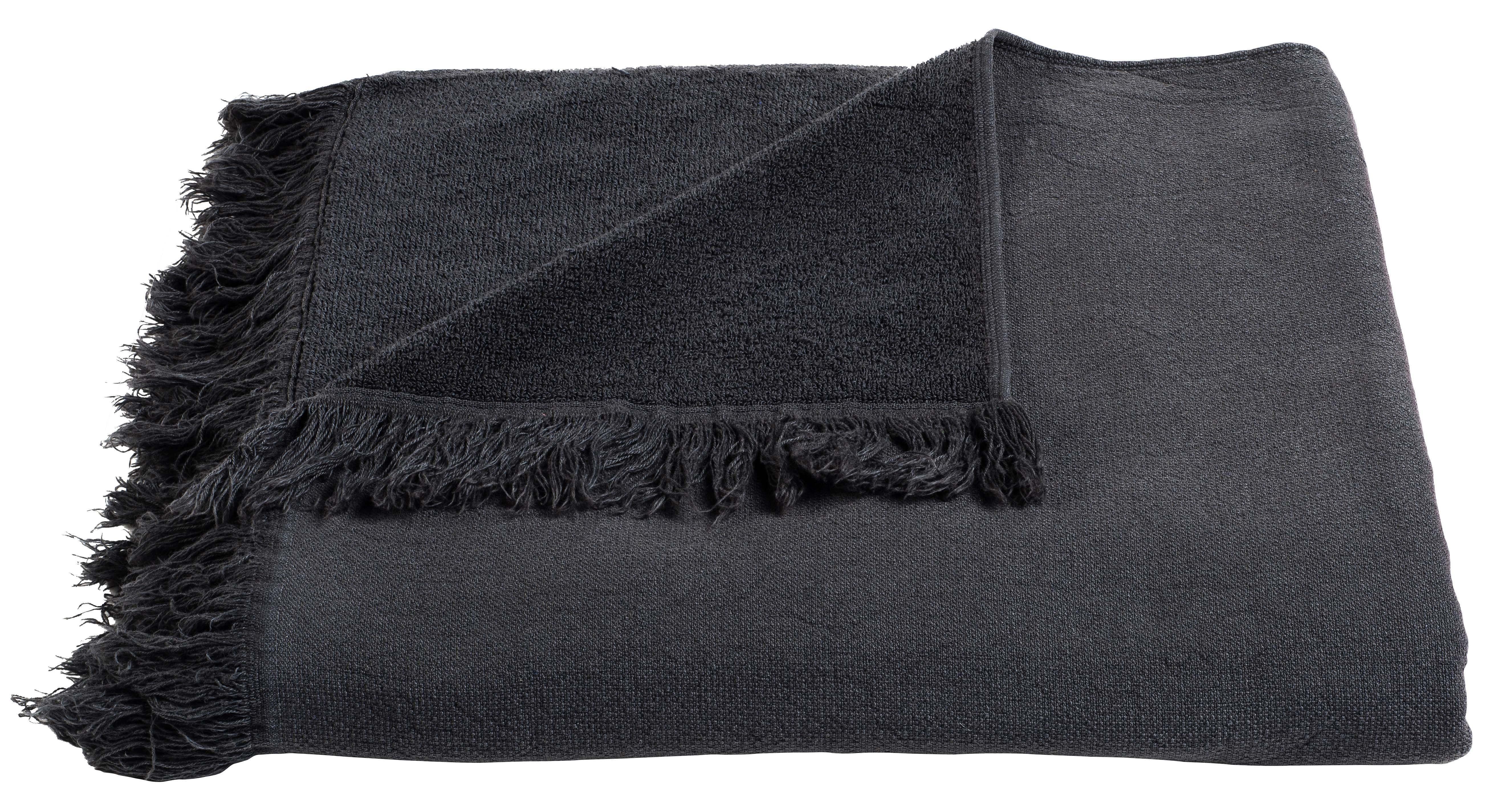 cca624233b6 Bath Towel Luna Black 50 - 100% cotton