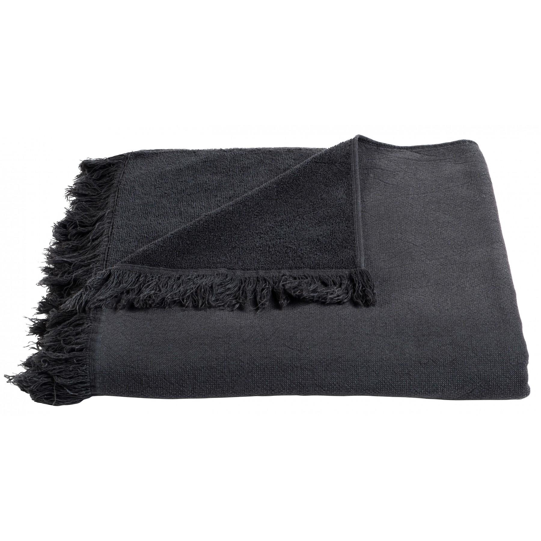 BATH TOWEL LUNA CAVIAR 70