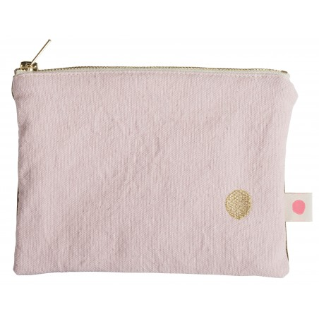 POUCH BI BISCUIT TABAC GM