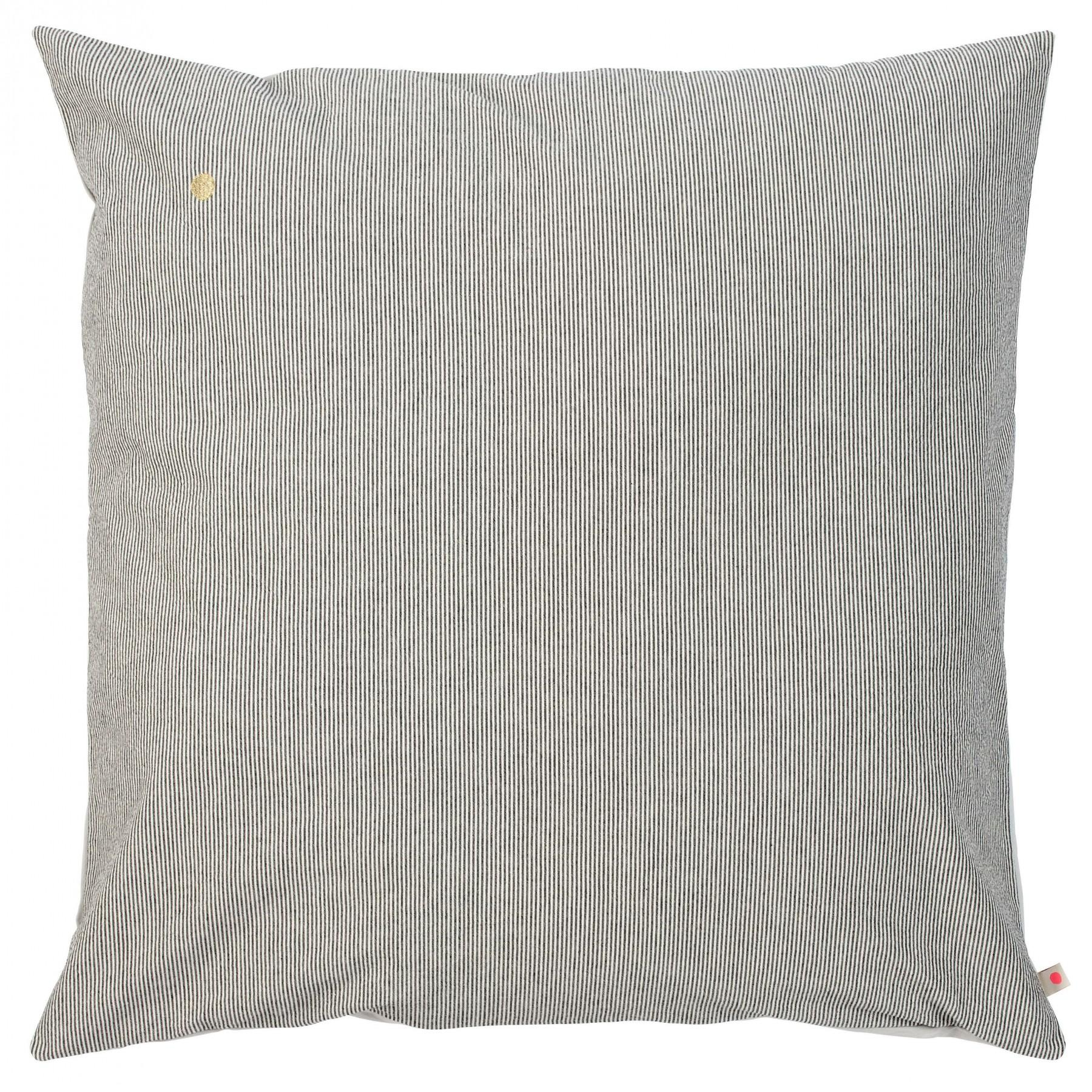 CUSHION COVER FINETTE CAVIAR 78