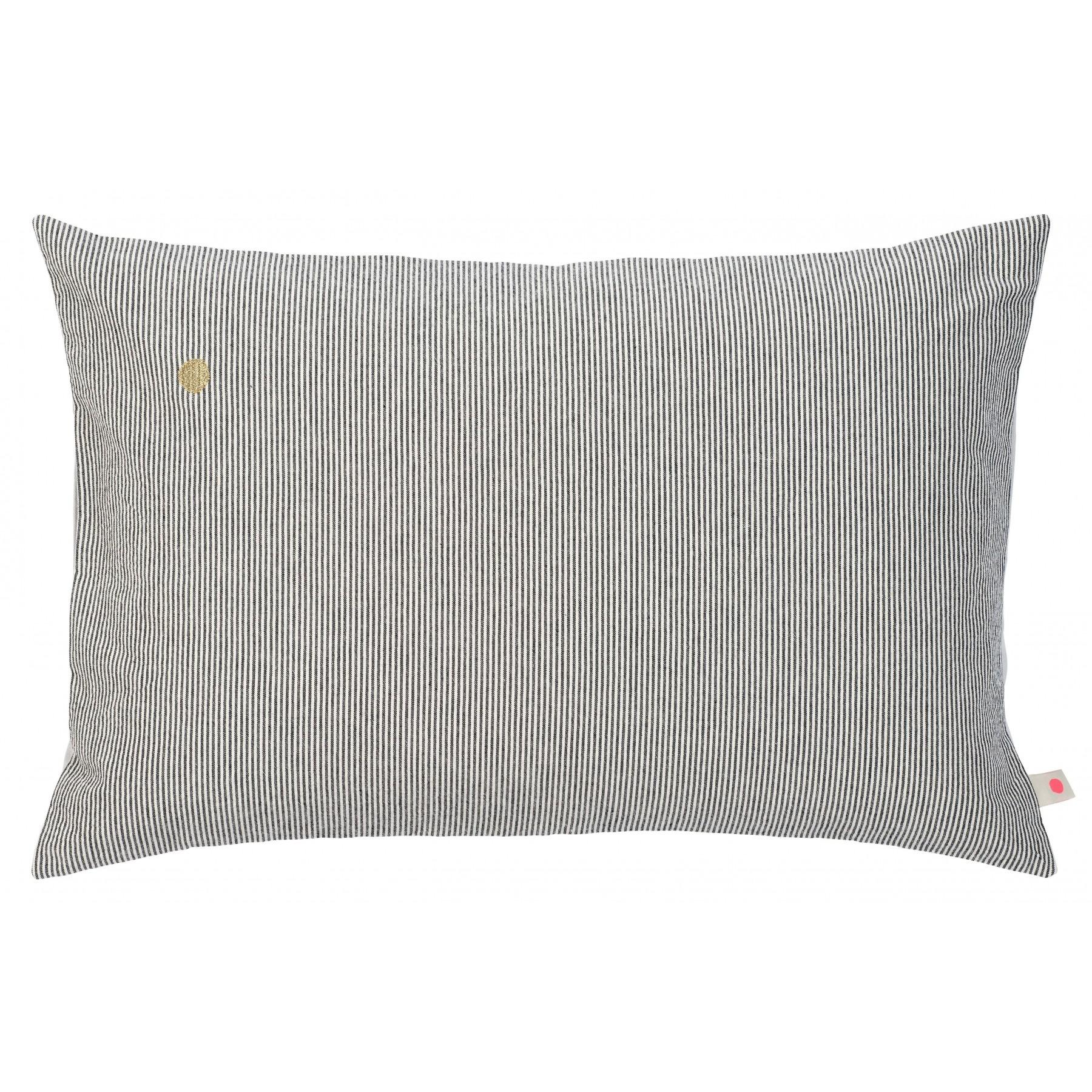 CUSHION COVER FINETTE CAVIAR 40