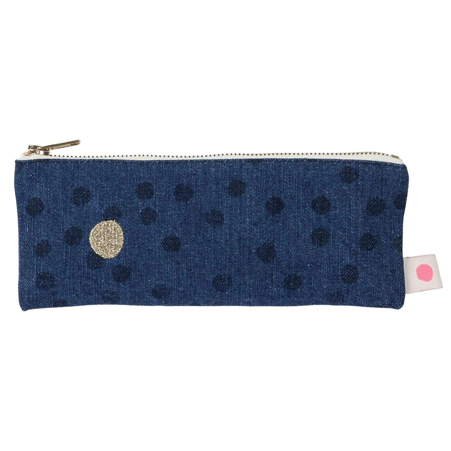 PENCIL POUCH JOHN POLKA