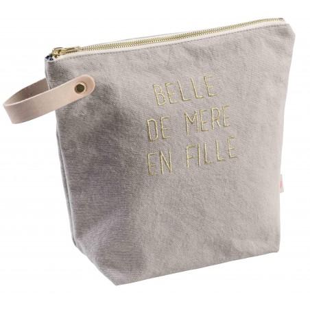 TOILETRY BAG BELLE FLEUR DE SEL GM