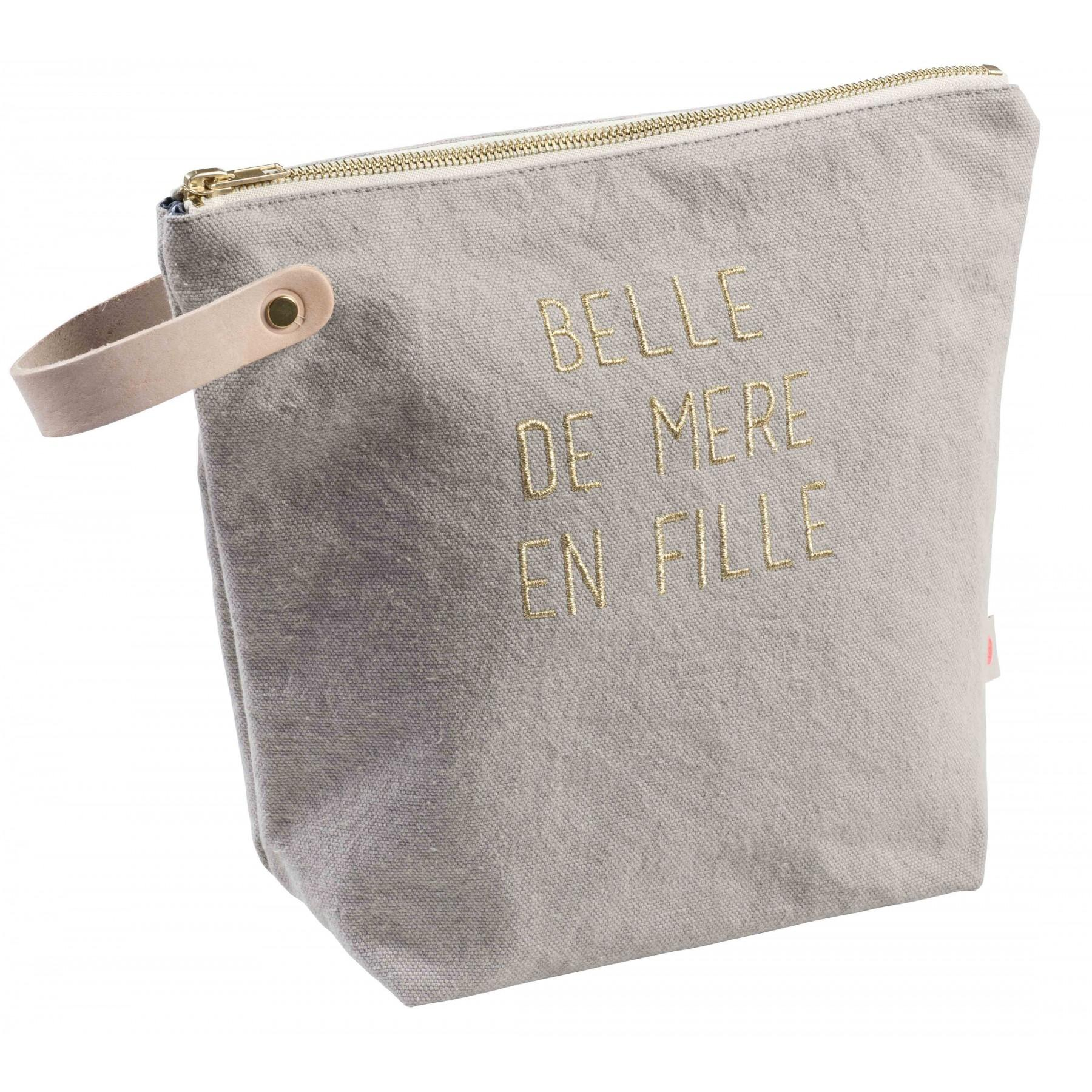 TOILETRY BAG BELLE FLEUR DE SEL GM
