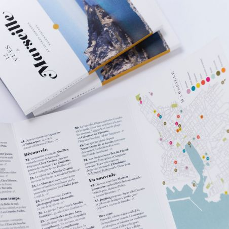 12 VUES TRAVEL GUIDE MARSEILLE