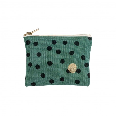 POUCH POLKA SAUGE S