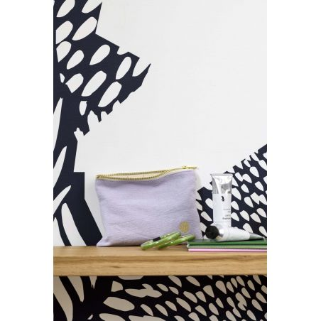POUCH IONA LILAS M
