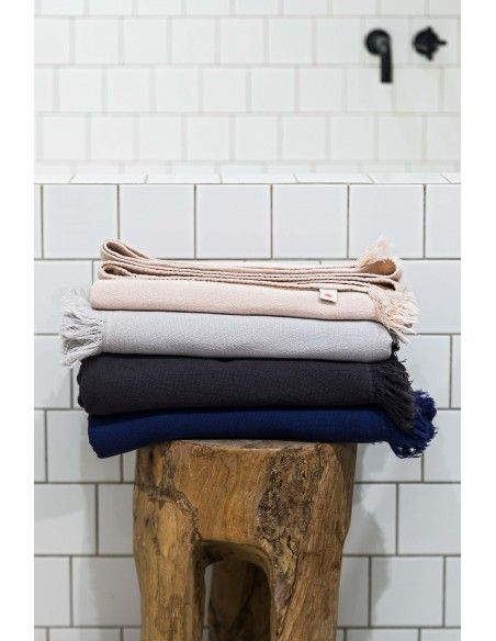 BATH TOWEL LUNA BISCUIT 70