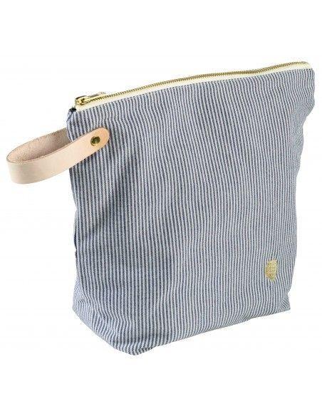 Product photo Toiletry bag Finette Indigo Large model