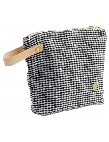 Product photo TOILETRY BAG ERNEST CAVIAR PM