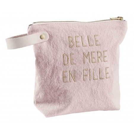 Product photo TOILETRY BAG BELLE BISCUIT PM
