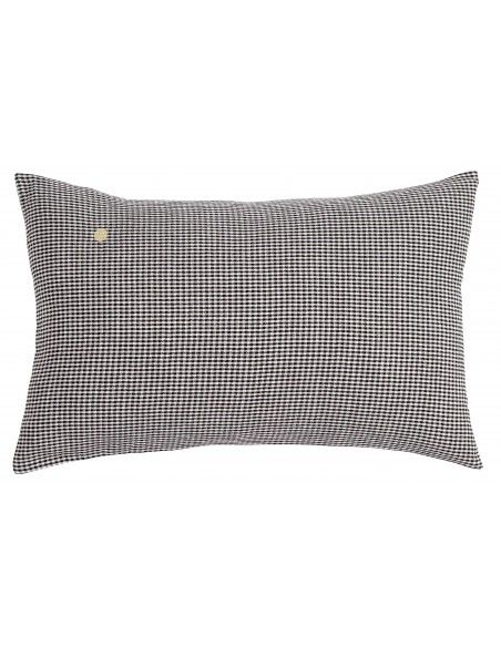 Product photo CUSHION COVER ERNEST CAVIAR 40
