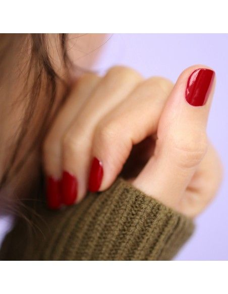 Photo d'ambiance vernis Manucurist Red Cherry