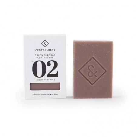 Product photo Extra rich soap organic certified n°2