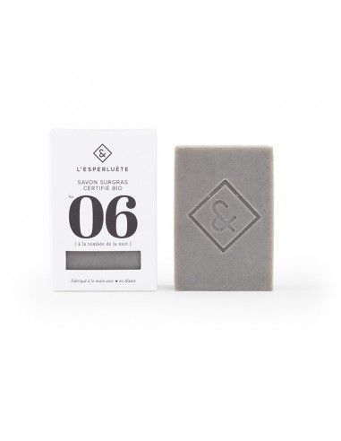 Product photo Extra rich soap organic certified n°6