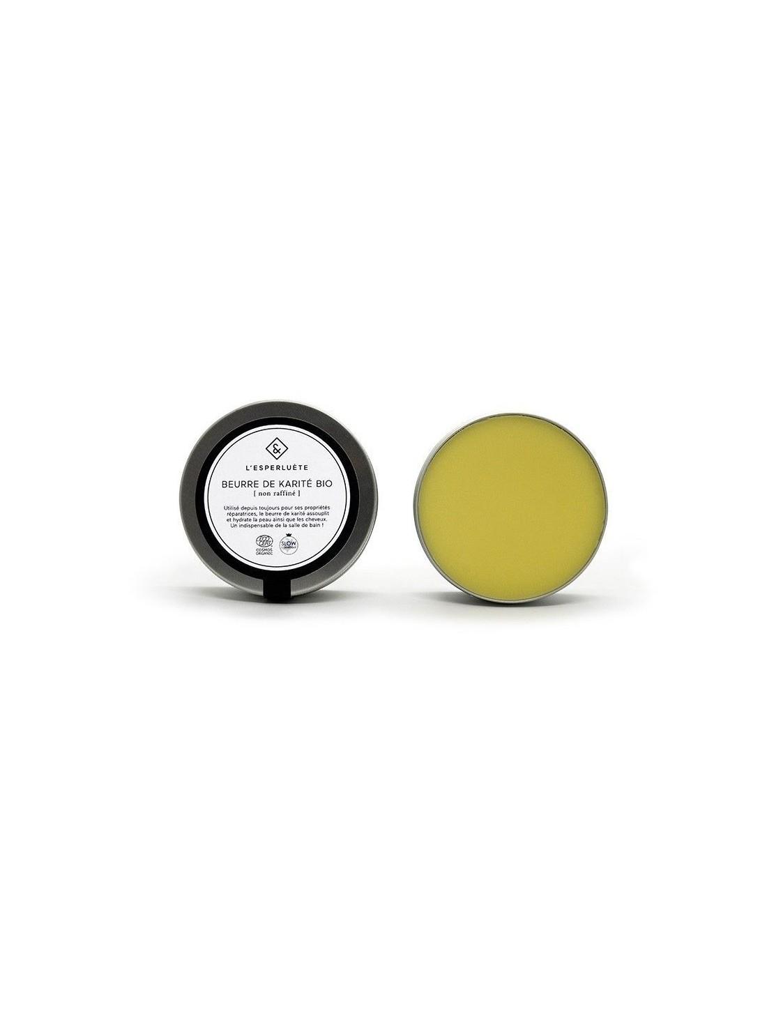 Product photo Organic shea butter 110g L'esperluète