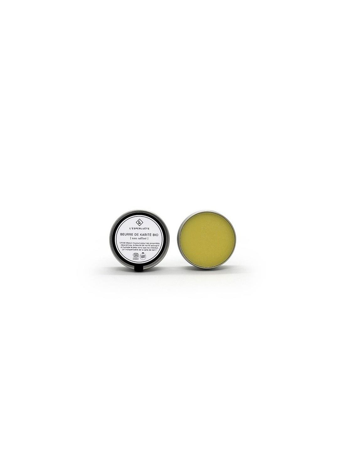 Product photo Organic shea butter 40g L'esperluète