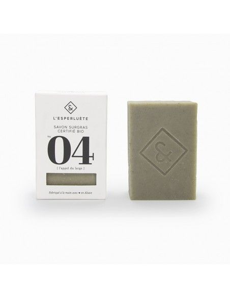 Product photo Extra rich soap organic certified n°4