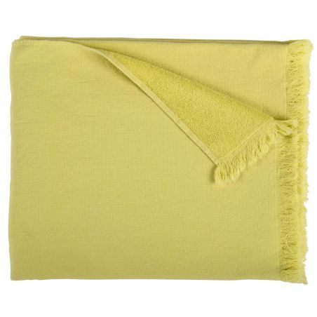 Product photo Bath sheet Luna Bergamote 100