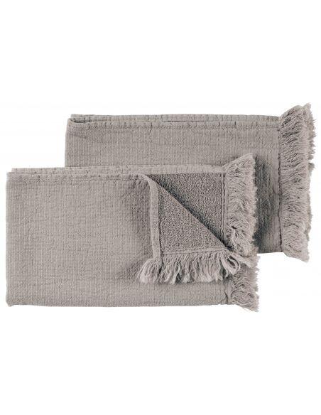 Product photo Set of guest towels Luna Fleur de Sel 30