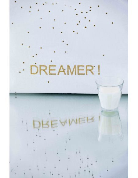 Photo d'ambiance Torchon Dreamer Or