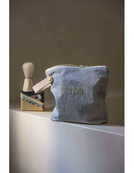 Product photo Toiletry bag SO CHIC Finette Caviar S