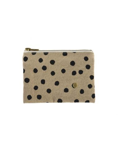 Product photo Pouch Polka Ginger S