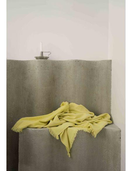 Photo d'ambiance Serviette de Toilette Luna Bergamote 50