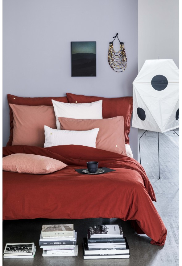 Plain Percale bed linen